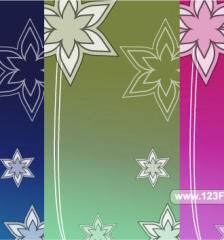 106_Floral_Card_Vector