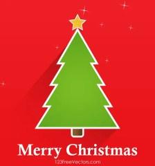 393-vector-christmas-tree-greeting-card-design