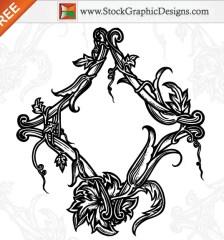 034-beautiful-ornamental-floral-free-vector-art-illustration-l