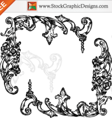 036-hand-drawn-floral-corners-free-vector-elements-l
