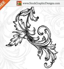 039-hand-drawn-floral-free-vector-art-designs-l