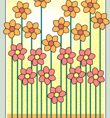 183-flowers-blooming-vector-background-free