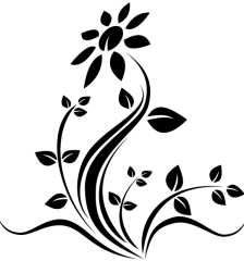 195-flower-tattoo-design-vector-free
