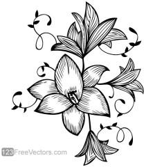 212-flower-vector-graphic