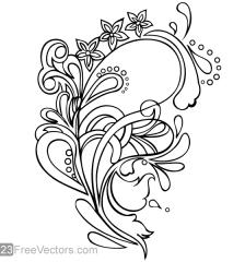 213-floral-ornament-vector-graphics