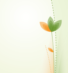 285-free-flower-background-template-vector