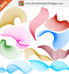 147-colourful-flowing-curves-shapes-free-vector-elements-l