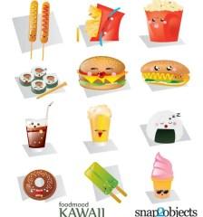 009-free-vector-kawaii-fast-food
