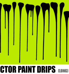 069-free-vector-paint-drips