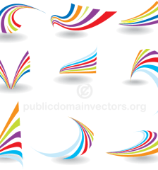 164-colorful-abstract-logo-vector-design