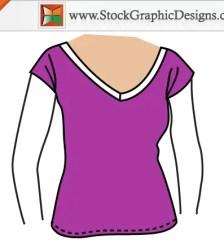 031-girls-free-vector-t-shirt-template-design-l