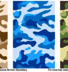 005_pattern_camouflage-print-free-vector