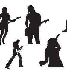 019_people_dance-silhouettes-live-music-free-vector