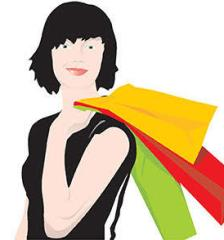 129_people_shopping-girl-face-bag-free-vector