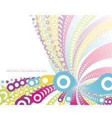 blended-bubbles-in-colors-free-vector-2532