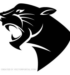 panther-head-image-free-vector-2059