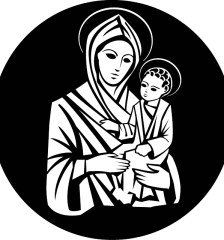 virgin-mary-holds-jesus-christ-free-vector-2264