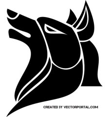 wolf-tattoo-free-vector-3178
