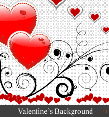valentines-heart-background-vector-v1