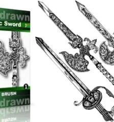 Hand_Drawn_Heraldic_Sword_Vol_1