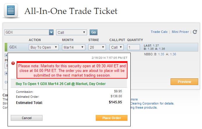 Buy stocks using options