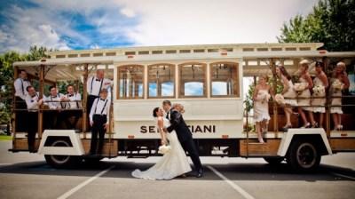 Unique Wedding Transportaion Ideas | 123WeddingCards
