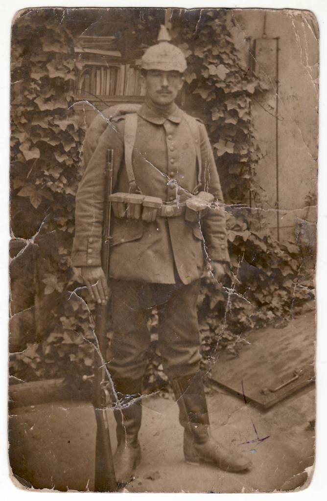 Dominique Richert soldat