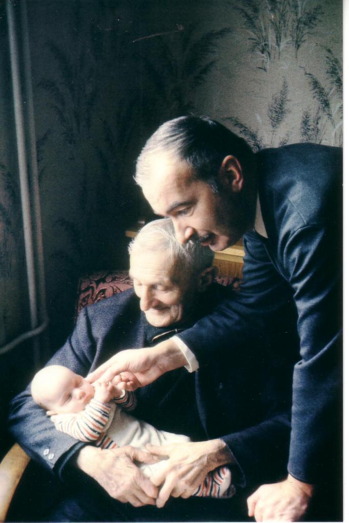 Dominique Richert son fils et sébastien lautié