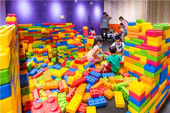 汐止親子餐廳-汐止親子館-遊戲區