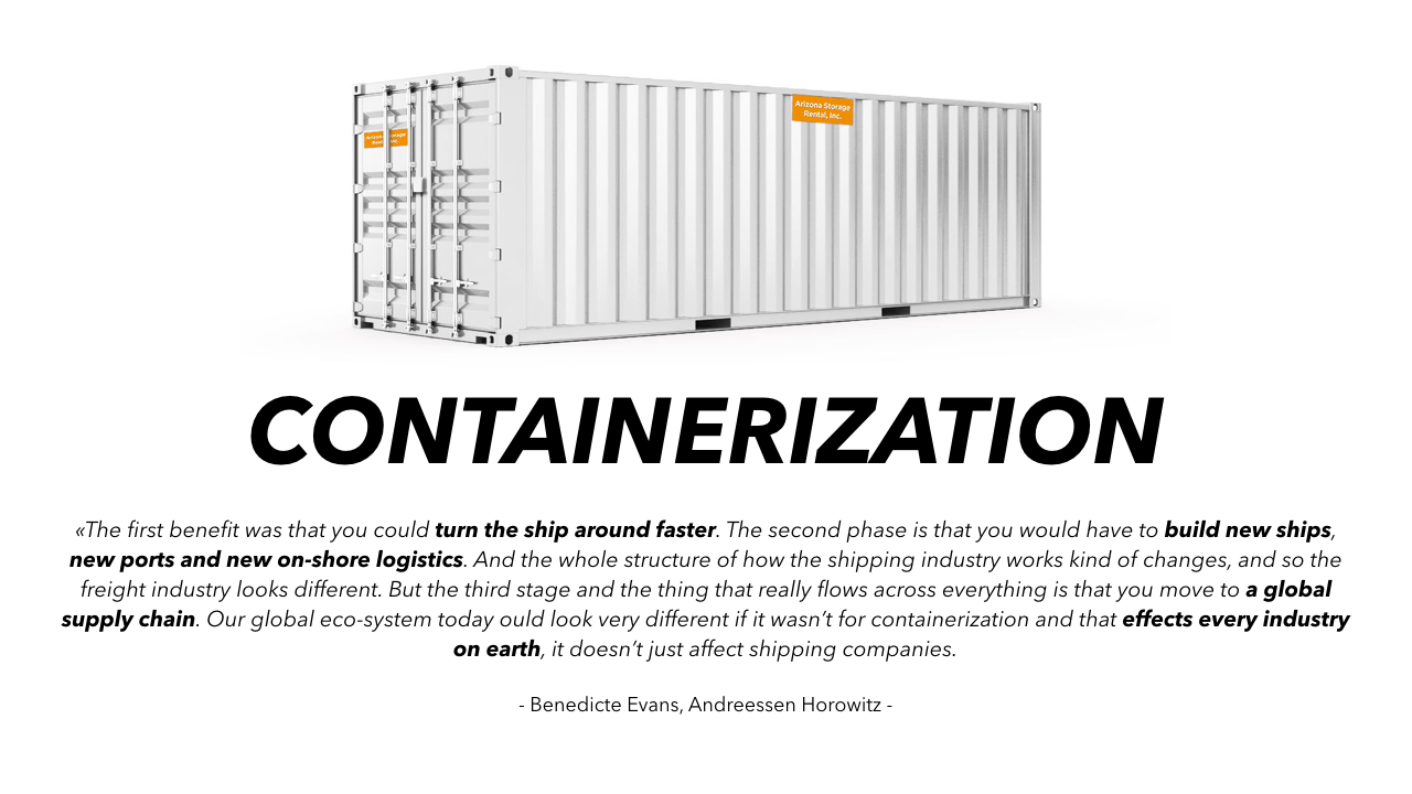 The Outcome Economy_containerization_andreesen horowitz_benedicte evans