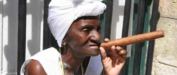 95-year-old woman smoking marijuana for 85 years.