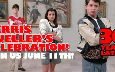 FERRIS BUELLER 30 YEARS LATER!