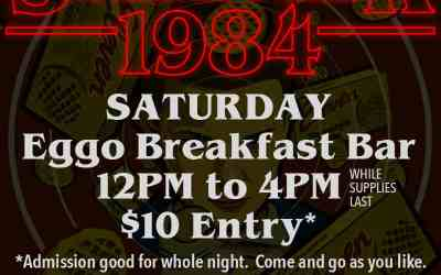 Stranger 1984 : Eggo Breakfast Bar