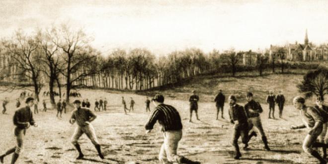 Comment la bourgeoisie industrielle a inventé le football