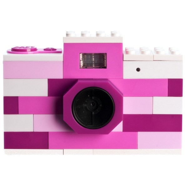 lego digital pink camera