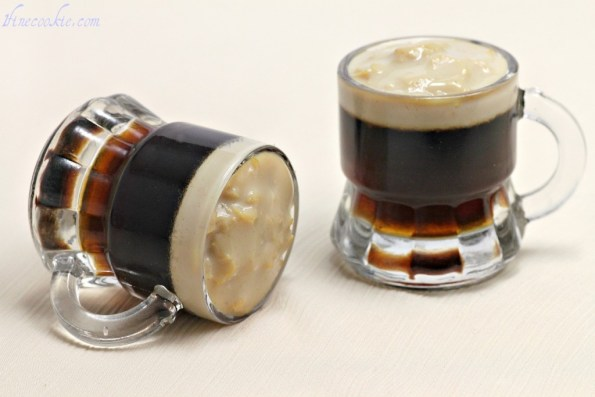 guinness and baileys jello shots by 1 Fine Cookie