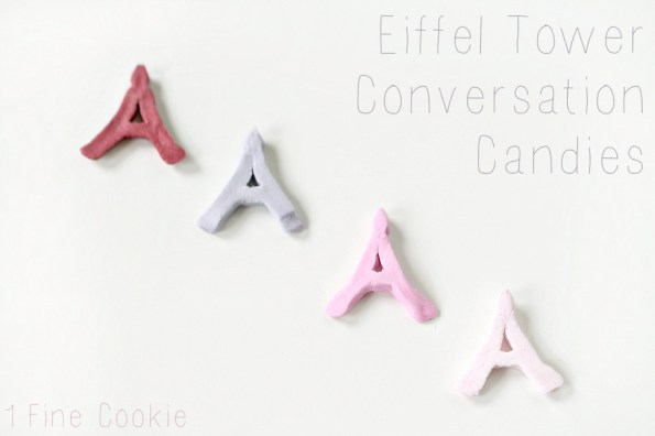 Eiffel Tower Conversation Candy Hearts, candy, hearts, conversation, french, eiffel, tower, paris, lips, how to make, diy, recipe, valentine's, day, candy, sweet, tarts, homemade, kitchenaid, kitchen, aid, grey, maroon, pink, je taime, rustic, sugar, dough, soda, pastel, candies, sweets, desserts, food, ideas, party, custom, candy, pen, edible,