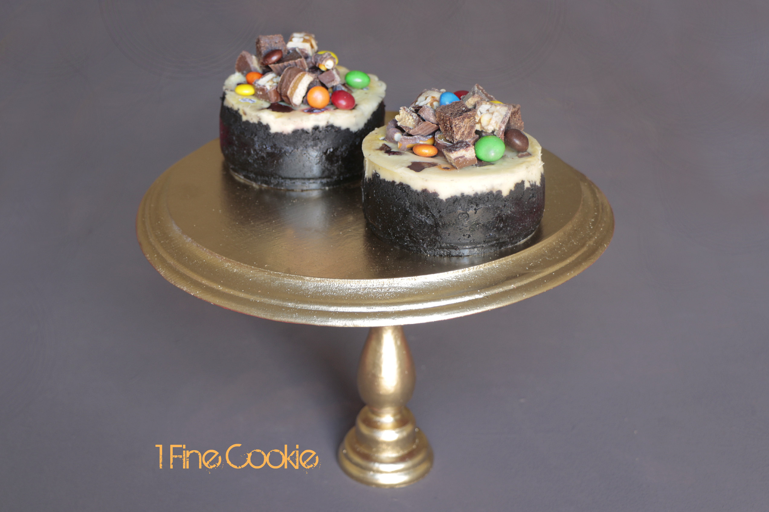 Everything But The Kitchen Sink everything but the kitchen sink candy cheesecake - 1 fine cookie