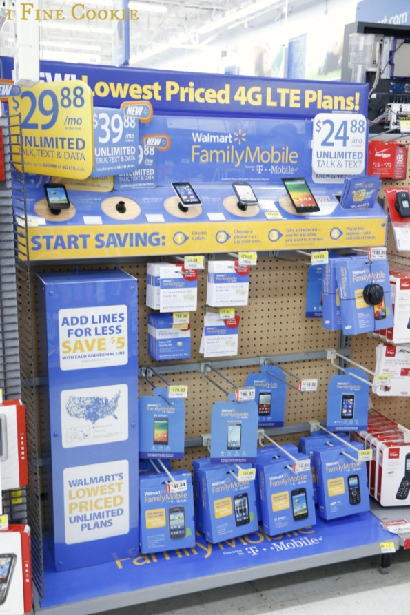 super cheap walmart family mobile plan