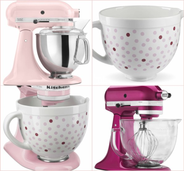 KitchenAid PINK PRODUCT COLLECTION