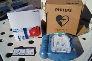 Phillips HeartStart Defibrillator for Sale San Diego $1,150.00 + tax