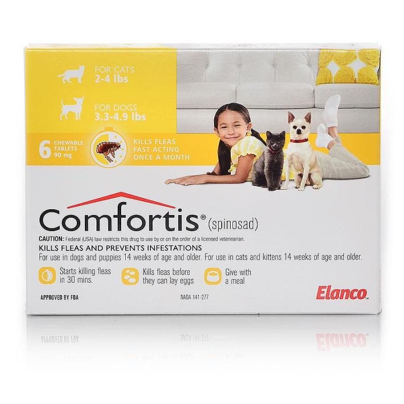 Large Of Comfortis Without A Vet Prescription