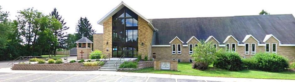 First Lutheran Church Pine River MN