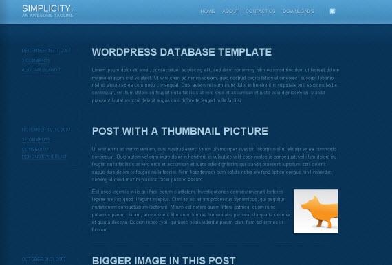 simplicity-free-premium-wordpress-theme