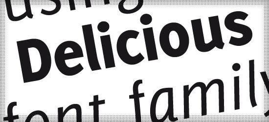 Delicious-free-fonts-minimal-web-design