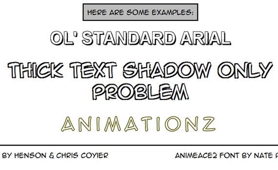 Stroke-css3-text-effect-tutorials