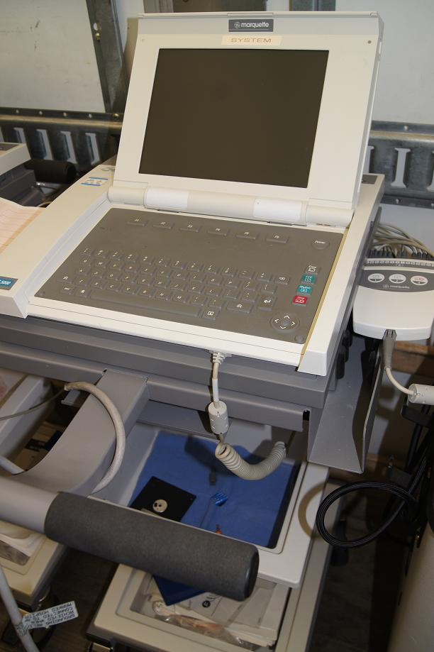 Marquette Mac 5000 EKG / ECG Machines for Sale