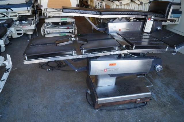 1 AMSCO 2080 Surgical Tables for Sale San Diego