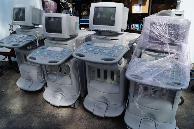 Sequoia 512 ultrasound machines for sale