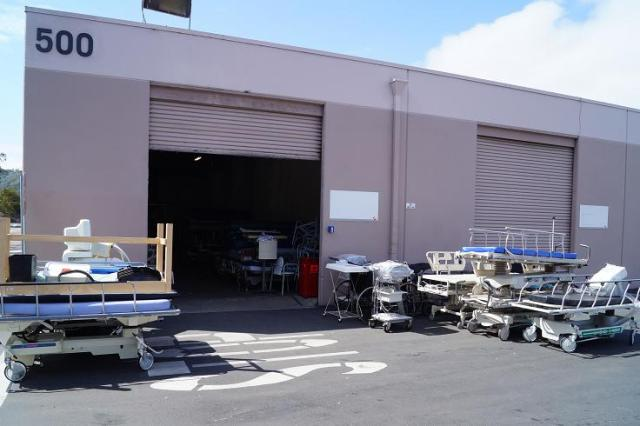 Hospital Direct Medical Warehouse San Diego